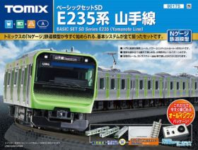 TOMIX E235系通勤電車(山手線)92589 / 92590 / 92591 トミックス