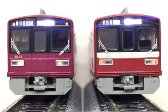 A6391 京急1500形・京急120年の歩み号 4両セット