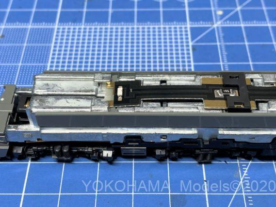 KATO 3066-A EF81 カシオペア色