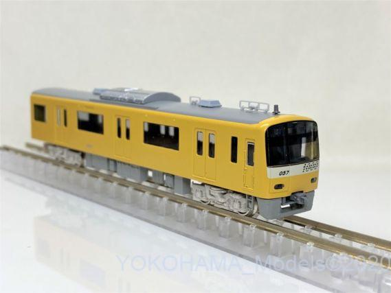 GREENMAX 50052 京急 新1000形1057F KEIKYU YELLOW HAPPY TRAIN