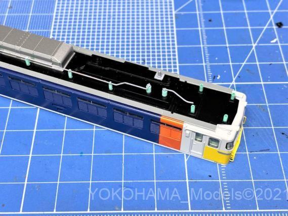KATO 3066-A EF81-92 カシオペア色
