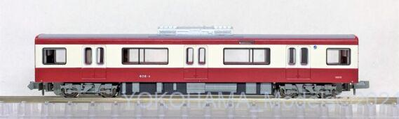 MICROACE A7173 京急600形・赤・シングルアームパンタ 8両セット 608編成 608F